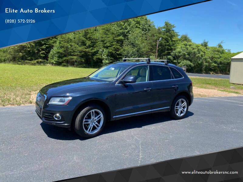 2017 Audi Q5 for sale at Elite Auto Brokers in Lenoir NC