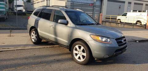 2008 Hyundai Santa Fe for sale at O A Auto Sale in Paterson NJ
