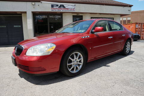 2006 Buick Lucerne for sale at PA Motorcars in Conshohocken PA