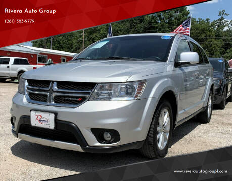 2014 Dodge Journey for sale at Rivera Auto Group in Spring TX
