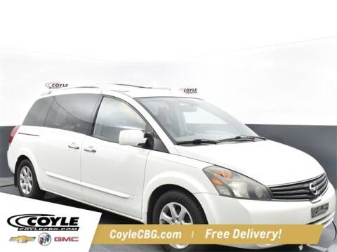 2007 Nissan Quest for sale at COYLE GM - COYLE NISSAN - New Inventory in Clarksville IN
