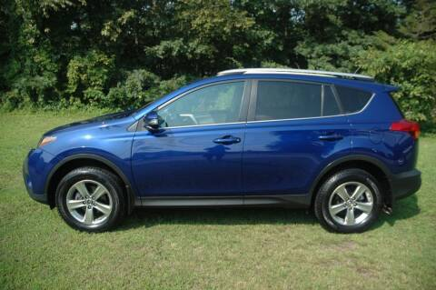 2015 Toyota RAV4 for sale at Bruce H Richardson Auto Sales in Windham NH