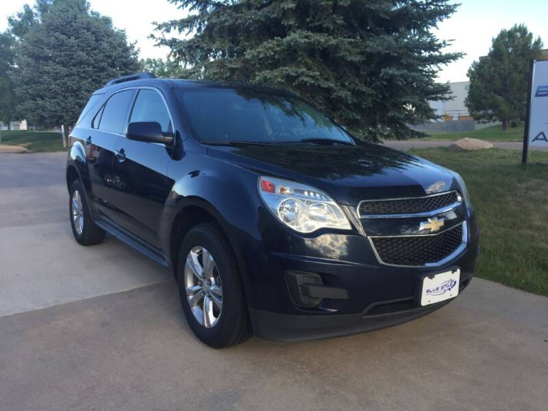 2015 Chevrolet Equinox for sale at Blue Star Auto Group in Frederick CO