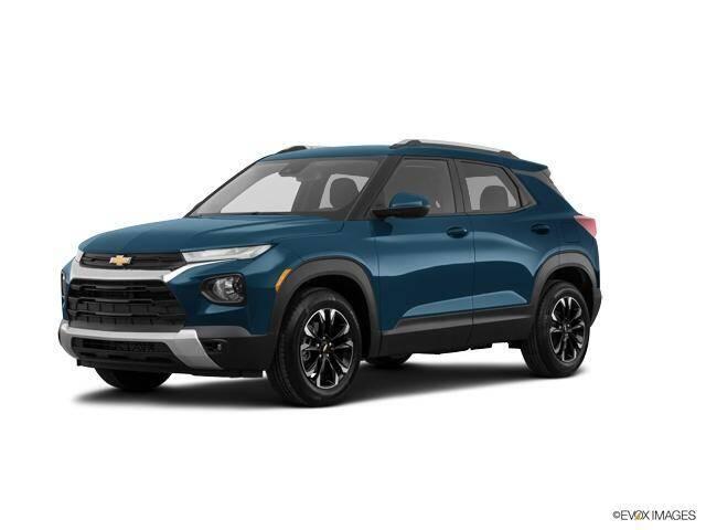 2021 Chevrolet TrailBlazer for sale at Bellavia Motors Chevrolet Buick in East Rutherford NJ
