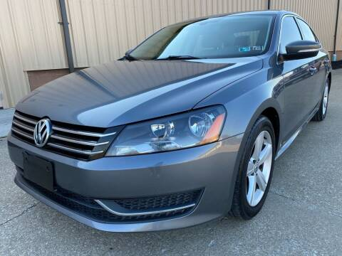 2013 Volkswagen Passat for sale at Prime Auto Sales in Uniontown OH