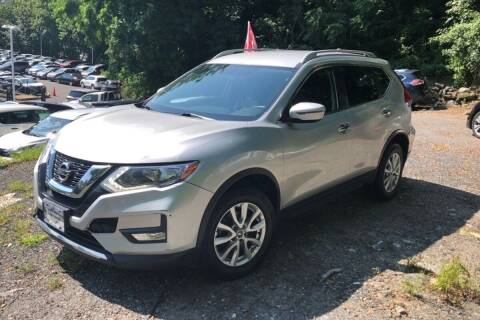 2017 Nissan Rogue for sale at Mass Auto Exchange in Framingham MA