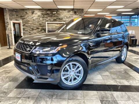 2018 Land Rover Range Rover Sport for sale at Sonias Auto Sales in Worcester MA