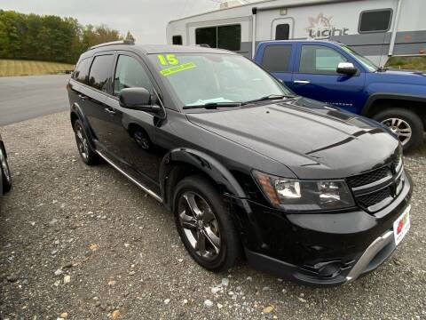 2015 Dodge Journey for sale at ALL WHEELS DRIVEN in Wellsboro PA