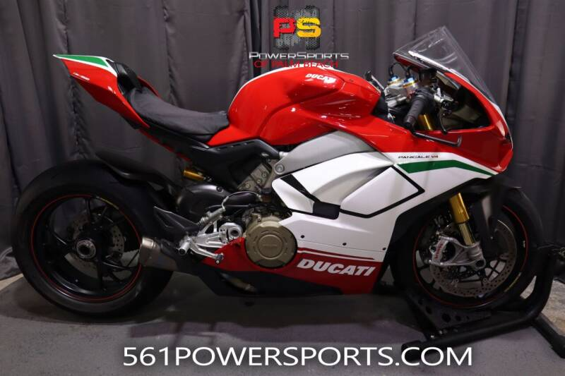 2019 Ducati Panigale V4 Speciale for sale at Powersports of Palm Beach in Hollywood FL