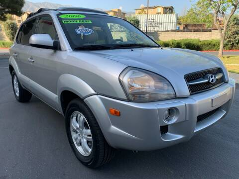2006 Hyundai Tucson for sale at Select Auto Wholesales in Glendora CA