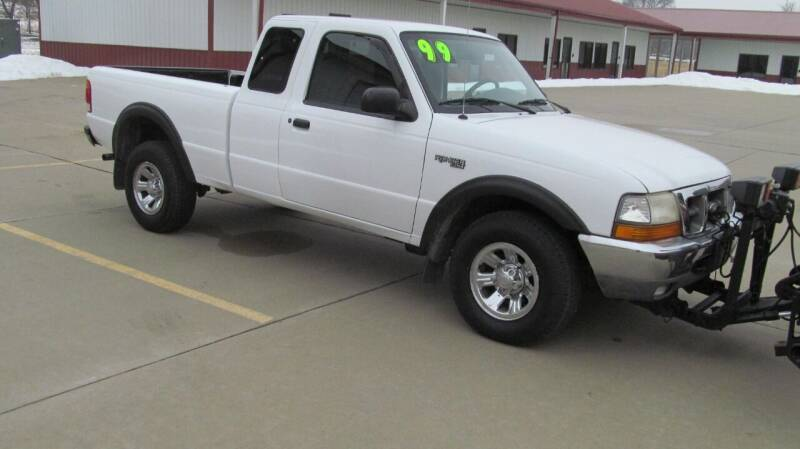 1999 Ford Ranger for sale at New Horizons Auto Center in Council Bluffs IA