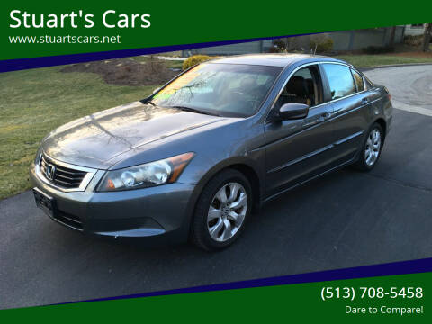 2010 Honda Accord for sale at Stuart's Cars in Cincinnati OH