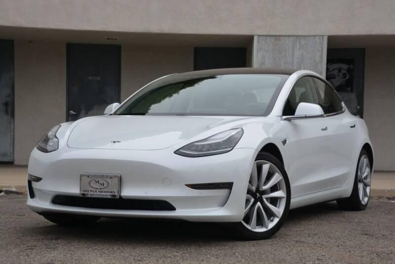 2018 Tesla Model 3 for sale in Santa Barbara, CA