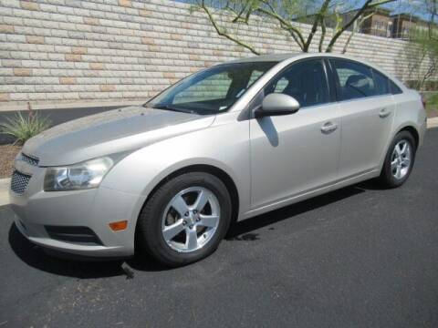 2013 Chevrolet Cruze for sale at Curry's Cars Powered by Autohouse - Auto House Tempe in Tempe AZ