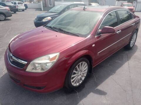 2007 Saturn Aura for sale at AFFORDABLE AUTO SALES in We Finance Everyone! FL