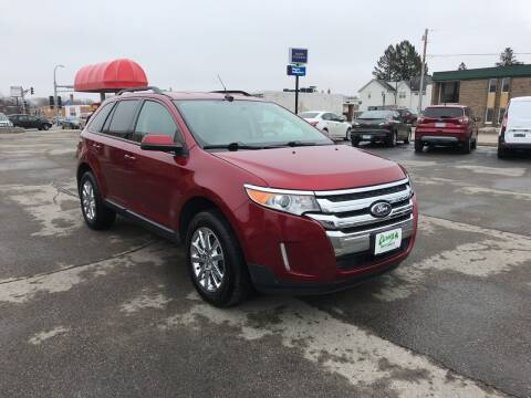 2013 Ford Edge for sale at Carney Auto Sales in Austin MN