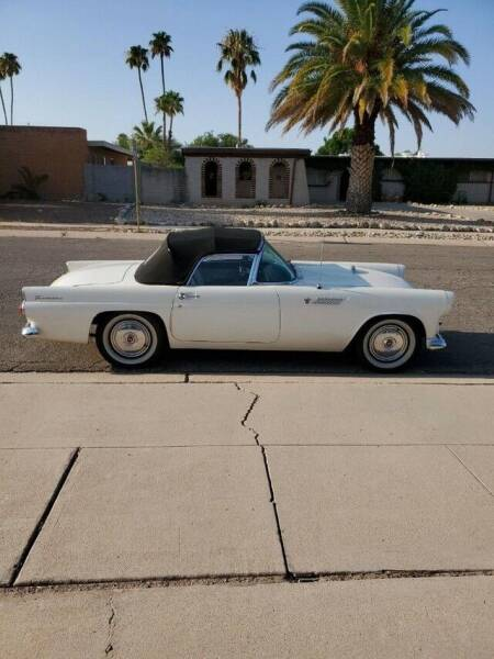 1955 Ford Thunderbird for sale at CarsBikesBoats.com in Round Mountain TX
