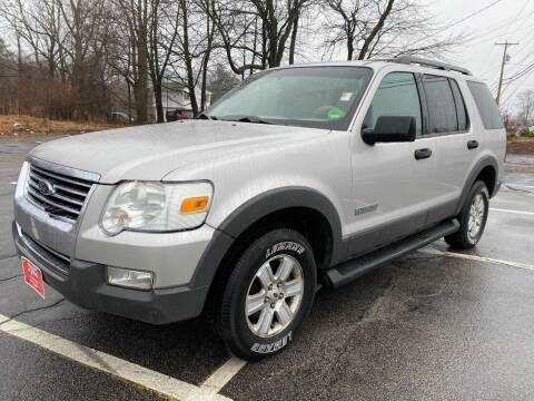 2006 Ford Explorer for sale at Hillcrest Motors in Derry NH