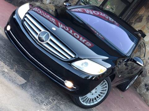2008 Mercedes-Benz CL-Class for sale at Atlanta Prestige Motors in Decatur GA