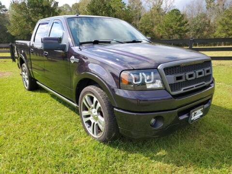 2007 Ford F-150 for sale at Bratton Automotive Inc in Phenix City AL