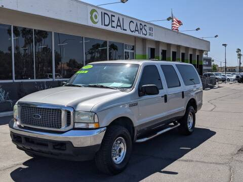 2003 Ford Excursion for sale at Ideal Cars Atlas in Mesa AZ