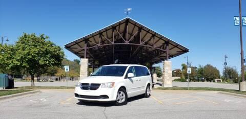 2013 Dodge Grand Caravan for sale at D&C Motor Company LLC in Merriam KS