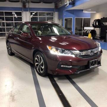 2017 Honda Accord for sale at Simply Better Auto in Troy NY