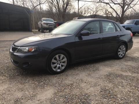 2009 Subaru Impreza for sale at DONS AUTO CENTER in Caldwell OH