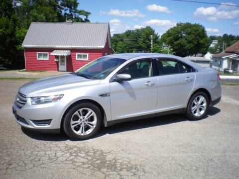 2013 Ford Taurus for sale at Starrs Used Cars Inc in Barnesville OH