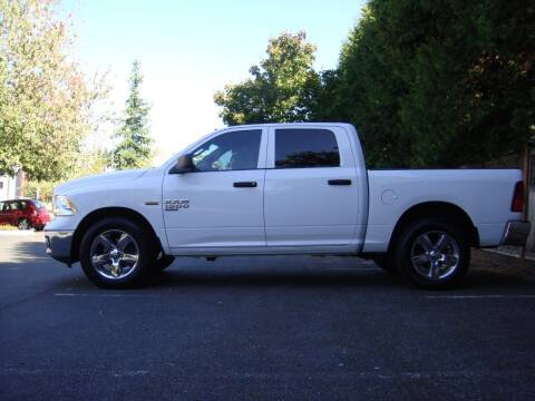 2019 RAM Ram Pickup 1500 Classic for sale at Western Auto Brokers in Lynnwood WA
