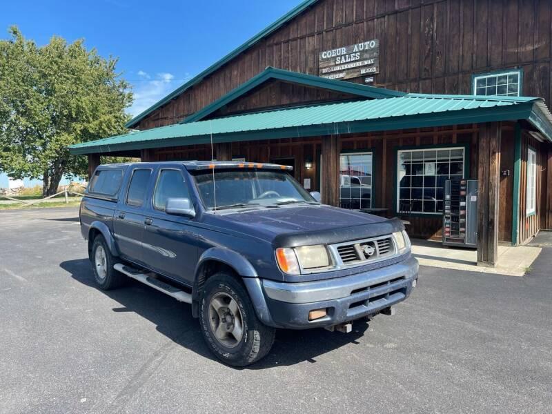 2000 Nissan Frontier for sale at Coeur Auto Sales in Hayden ID