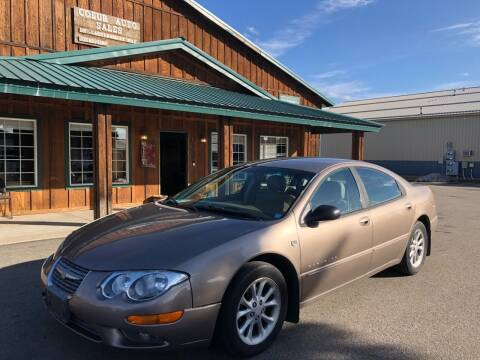 1999 Chrysler 300M for sale at Coeur Auto Sales in Hayden ID