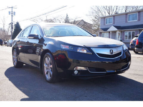 2012 Acura TL for sale at Sunrise Used Cars INC in Lindenhurst NY