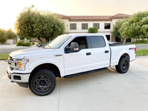 2018 Ford F-150 for sale at Destination Motors in Temecula CA