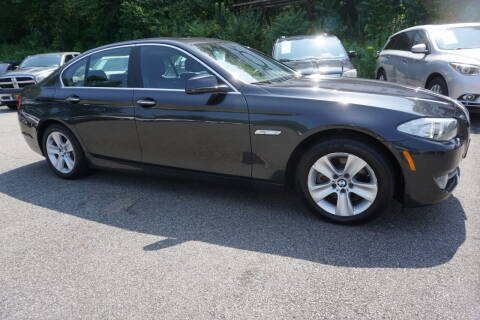 2013 BMW 5 Series for sale at Bloom Auto in Ledgewood NJ
