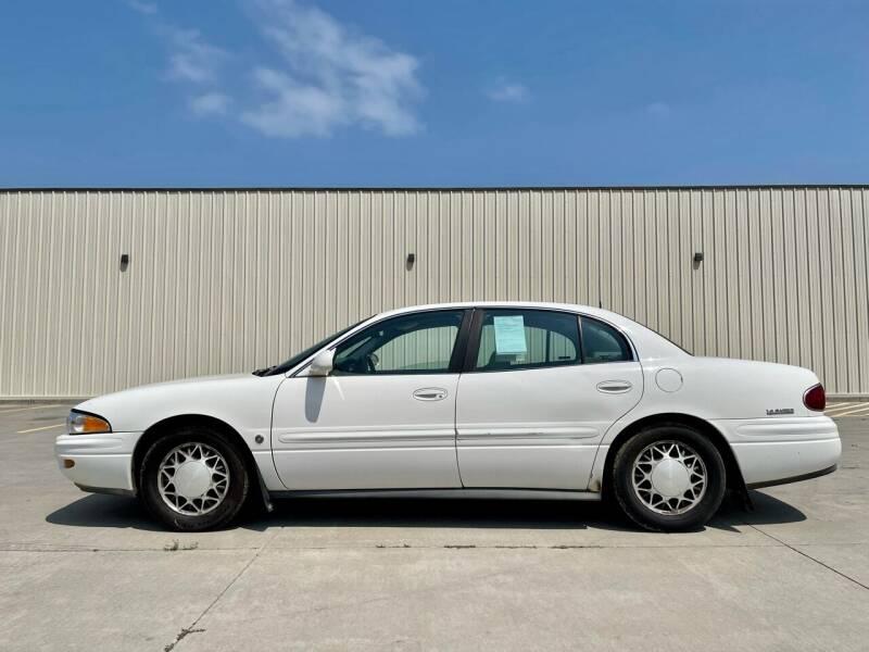 2002 Buick LeSabre for sale at TnT Auto Plex in Platte SD