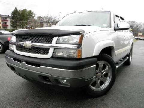 2005 Chevrolet Avalanche for sale at DMV Auto Group in Falls Church VA