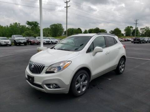 2013 Buick Encore for sale at White's Honda Toyota of Lima in Lima OH