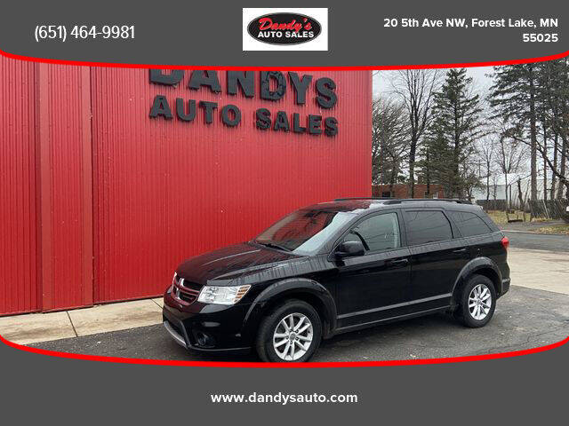 2014 Dodge Journey for sale at Dandy's Auto Sales in Forest Lake MN