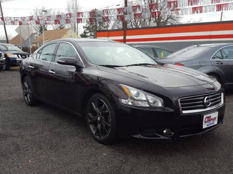 2014 Nissan Maxima for sale at Car Complex in Linden NJ