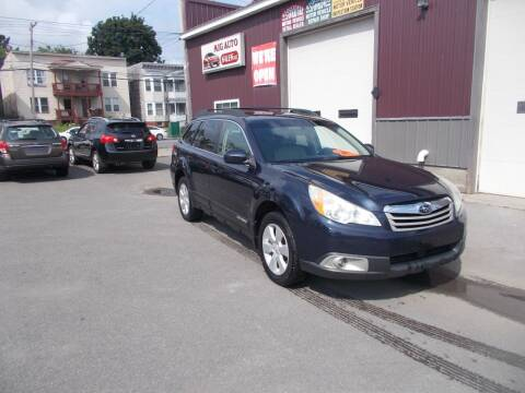2012 Subaru Outback for sale at Mig Auto Sales Inc in Albany NY