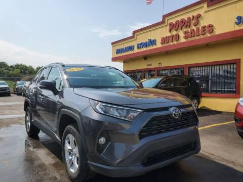 2019 Toyota RAV4 for sale at Popas Auto Sales in Detroit MI