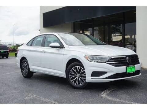 2020 Volkswagen Jetta for sale at Douglass Automotive Group - Douglas Volkswagen in Bryan TX
