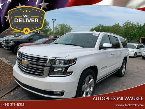 2016 Chevrolet Suburban for sale at Autoplex 3 in Milwaukee WI