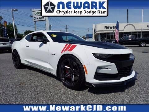 2019 Chevrolet Camaro for sale at NEWARK CHRYSLER JEEP DODGE in Newark DE