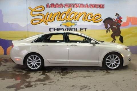 2016 Lincoln MKZ Hybrid for sale at Sundance Chevrolet in Grand Ledge MI