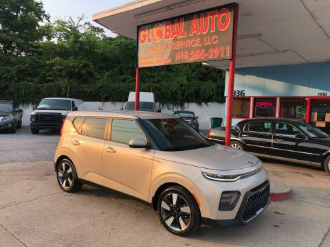 2020 Kia Soul for sale at Global Auto Sales and Service in Nashville TN