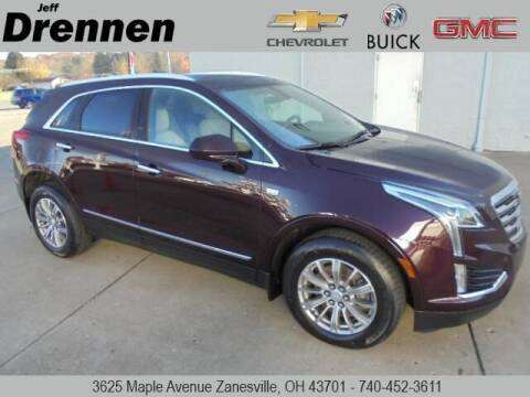 2017 Cadillac XT5 for sale at Jeff Drennen GM Superstore in Zanesville OH