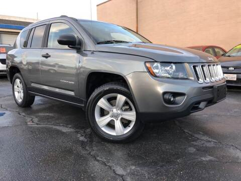 2014 Jeep Compass for sale at Cars 2 Go in Clovis CA