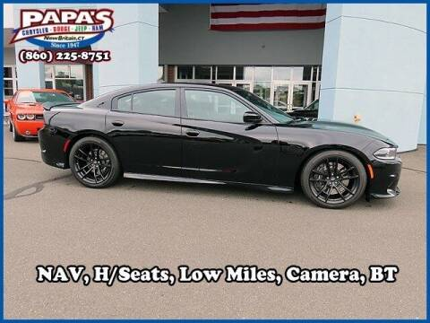 2017 Dodge Charger for sale at Papas Chrysler Dodge Jeep Ram in New Britain CT